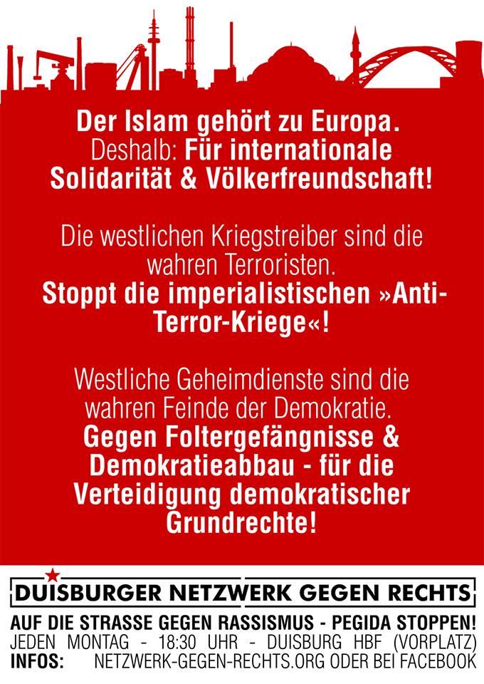 Islam + Antiterror
