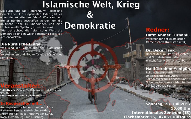 Veranstaltung Islam 3